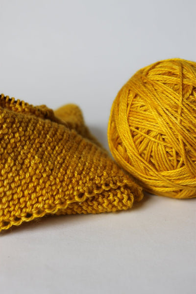 Jane Richmond Blog - on my needles, aestlight shawl