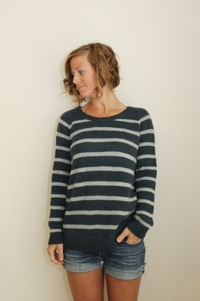 Clarke Pullover // by Jane Richmond
