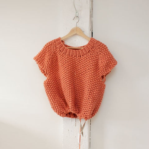 Winston Pullover / Knit-Along Announcement