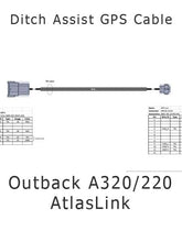 Load image into Gallery viewer, GPS Cable Outback A320 Hemisphere AtlasLink