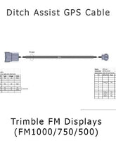 Load image into Gallery viewer, GPS Cable Trimble FM TMX Display (without NAV Controller)
