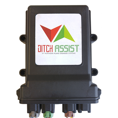 Ditch Assist Hemisphere S321 RTK Base Rover Kit