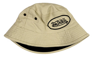Vintage Von Dutch Reversible Bucket Hat