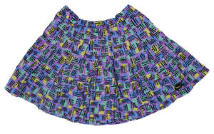 Vintage Nike Nylon Skirt (multi)