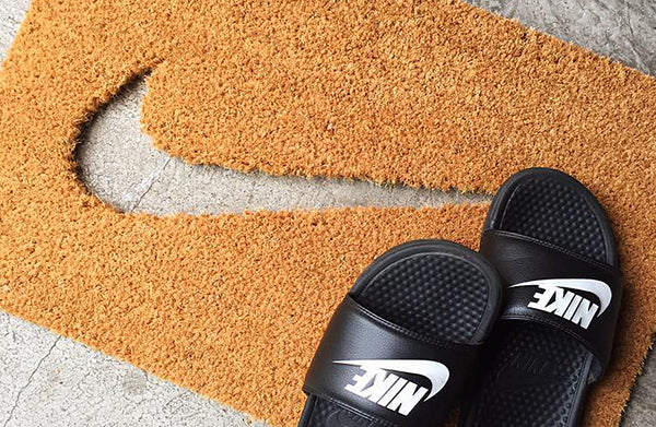 """Cut-It-Out"" Coir Mat"