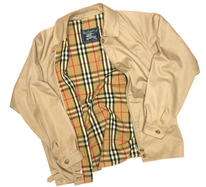 Vintage Burberry Harrington Jacket
