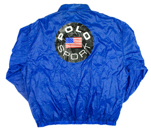 Vintage Polo Sport Nylon Jacket