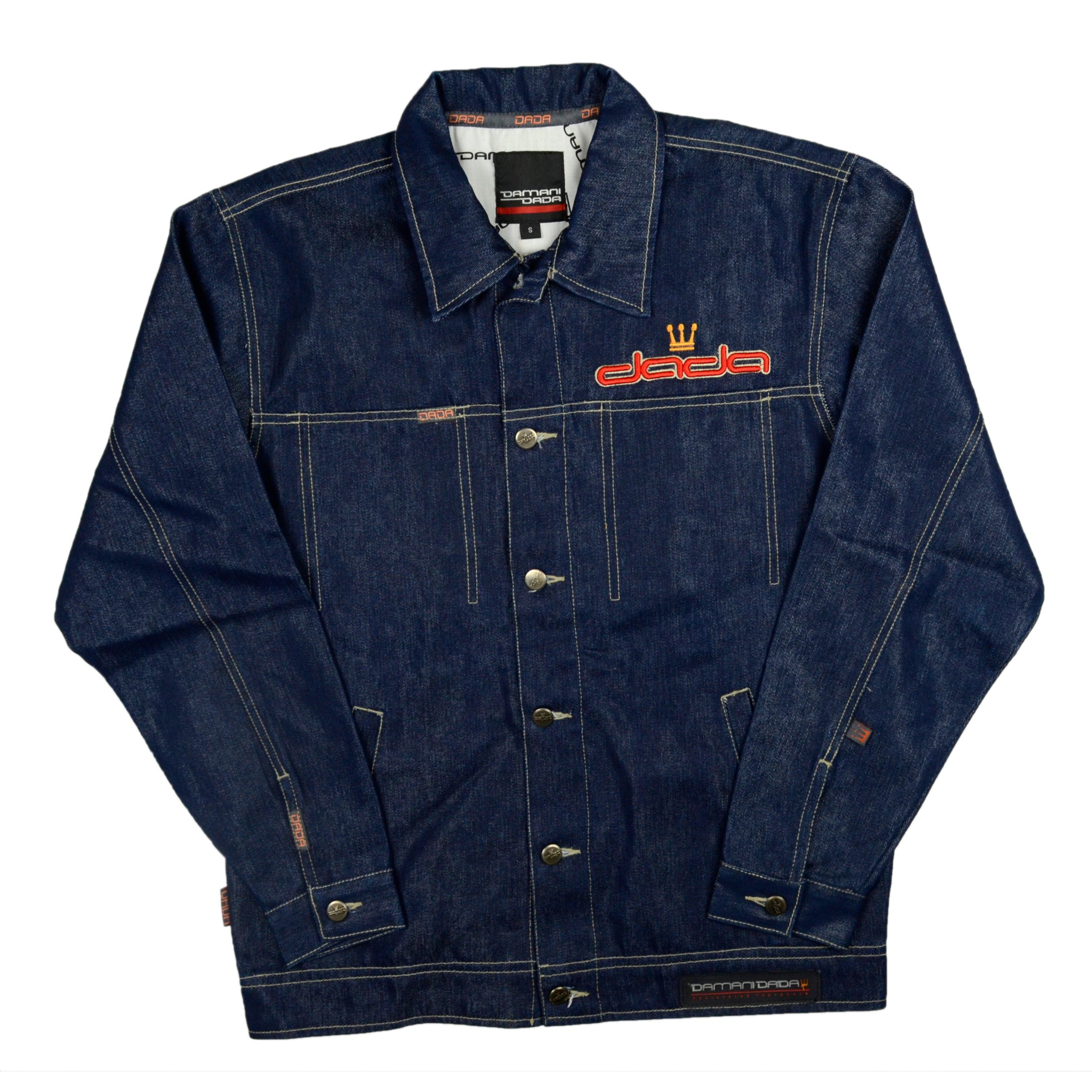 Vintage Dada Denim Jacket
