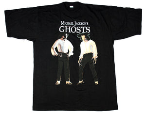 "Vintage ""Michael Jackson's Ghosts"" T-Shirt"