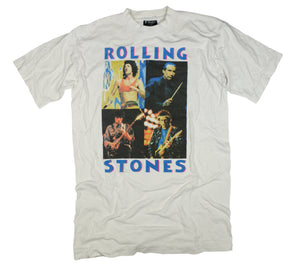 Vintage Rolling Stones Voodoo Lounge Tour T-Shirt (1995)
