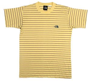 Vintage The North Face Striped T-shirt
