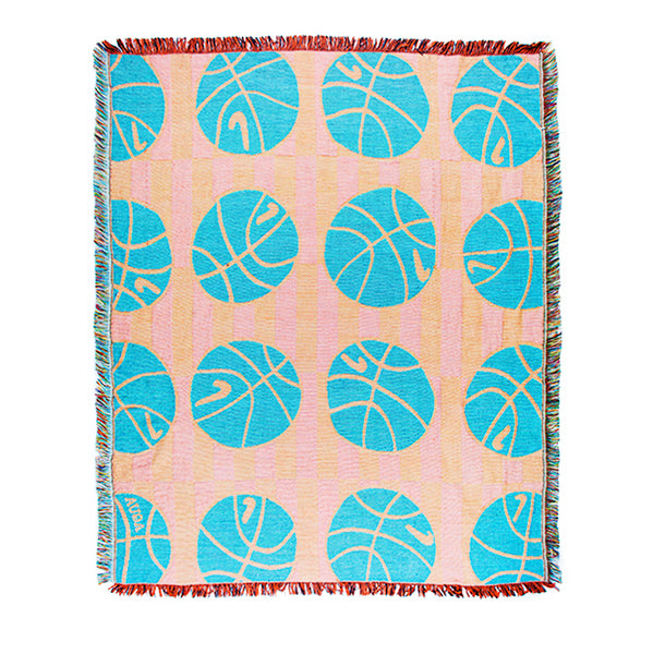 """Free Throw"" Blanket"