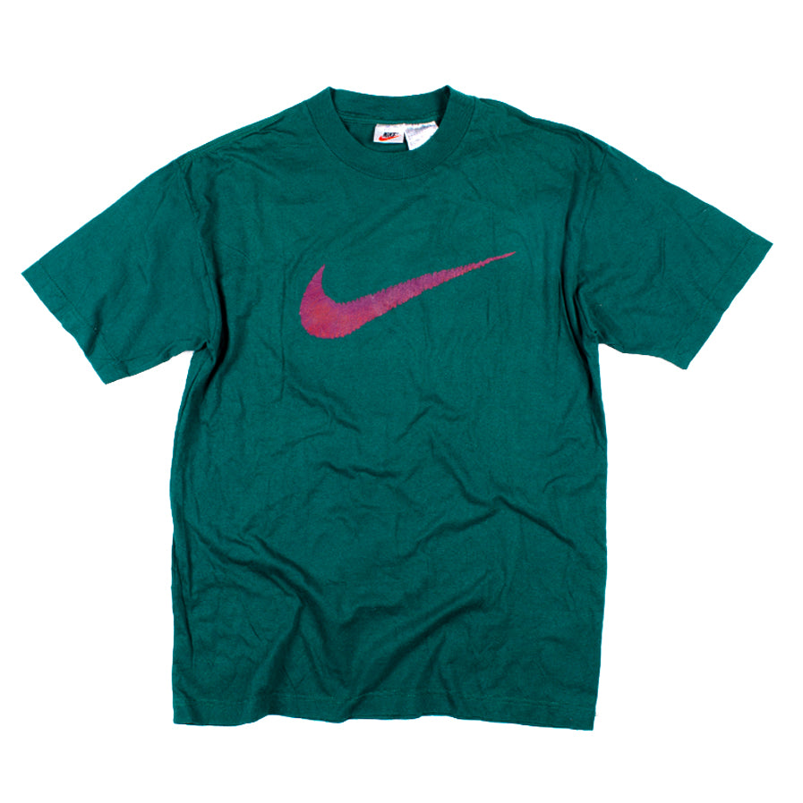 "Vintage Nike ""Embroidered"" Swoosh T-shirt"