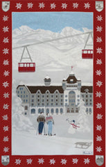 GRAND HOTEL KITCHEN TOWEL