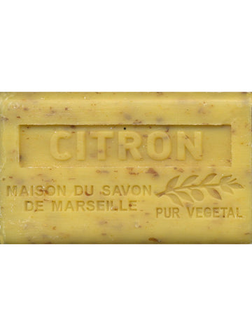 SAVON DE PROVENCE, CITRON BROYEE (LEMON WITH ZEST)