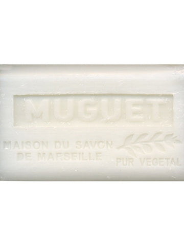 SAVON DE PROVENCE, MUGUET (LILY OF THE VALLEY)