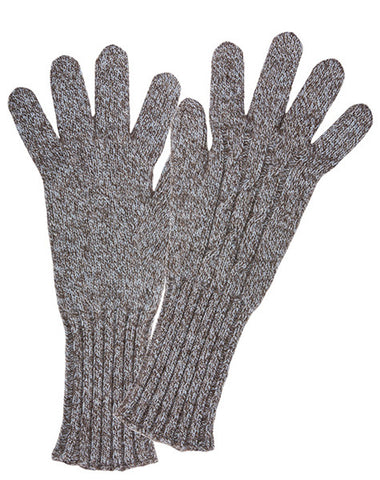 MENS YACK AND WOOL GLOVES