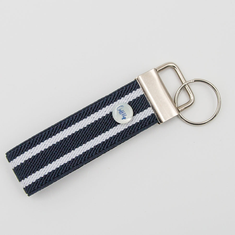 KeyChain - Blue Diamond