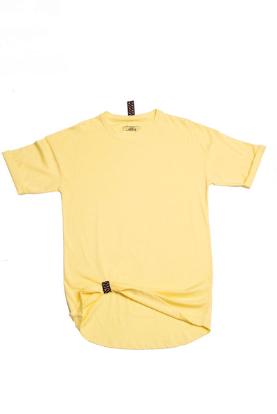 Yellow CuffUp T-Shirt