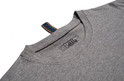 Grey CuffUp T-Shirt