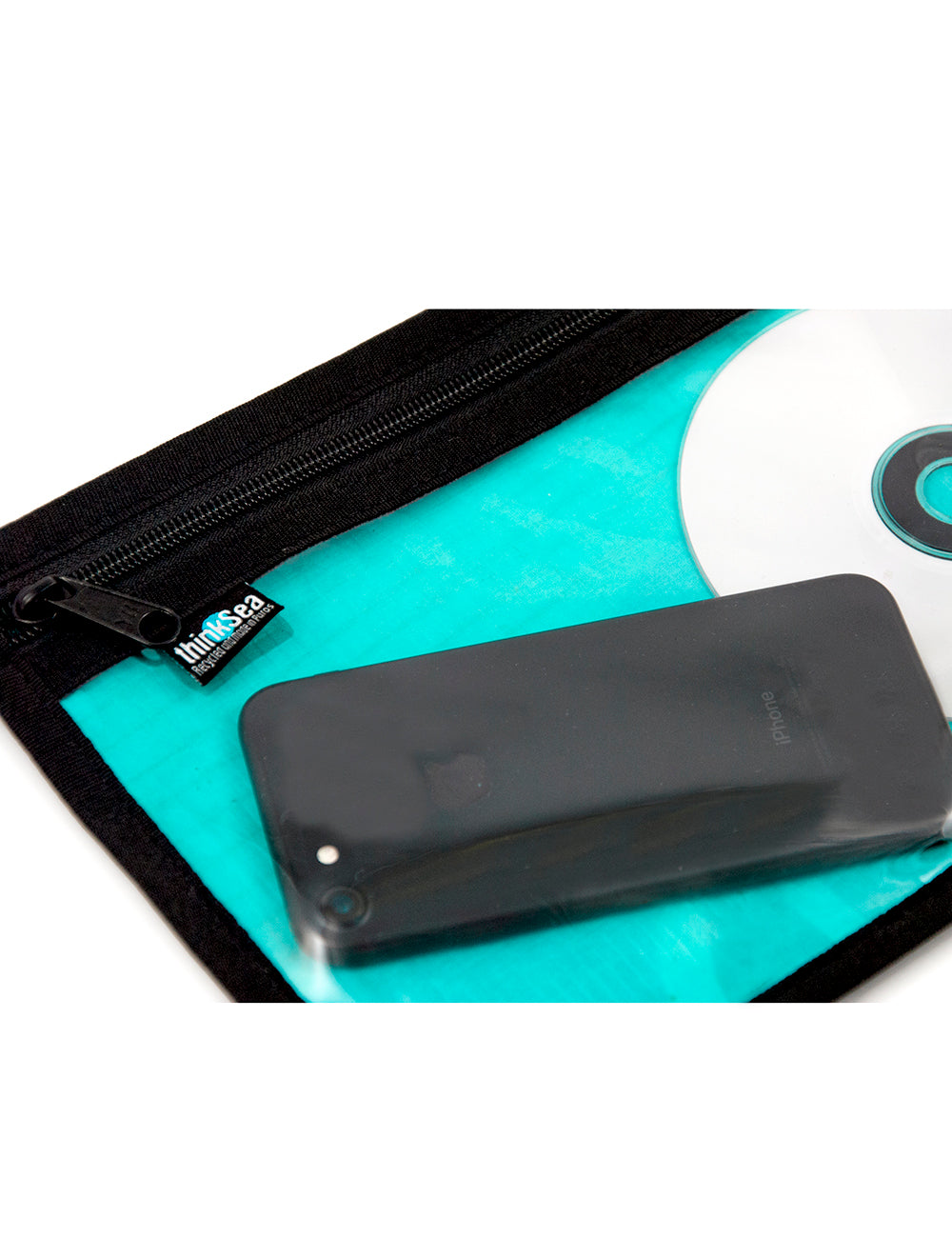 thinkSea Big Bubble Blue-Black Case