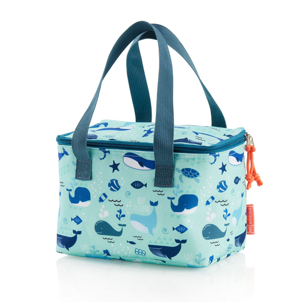 Ισοθερμικό Lunch Bag Miquelrius - Save the Ocean Recycled