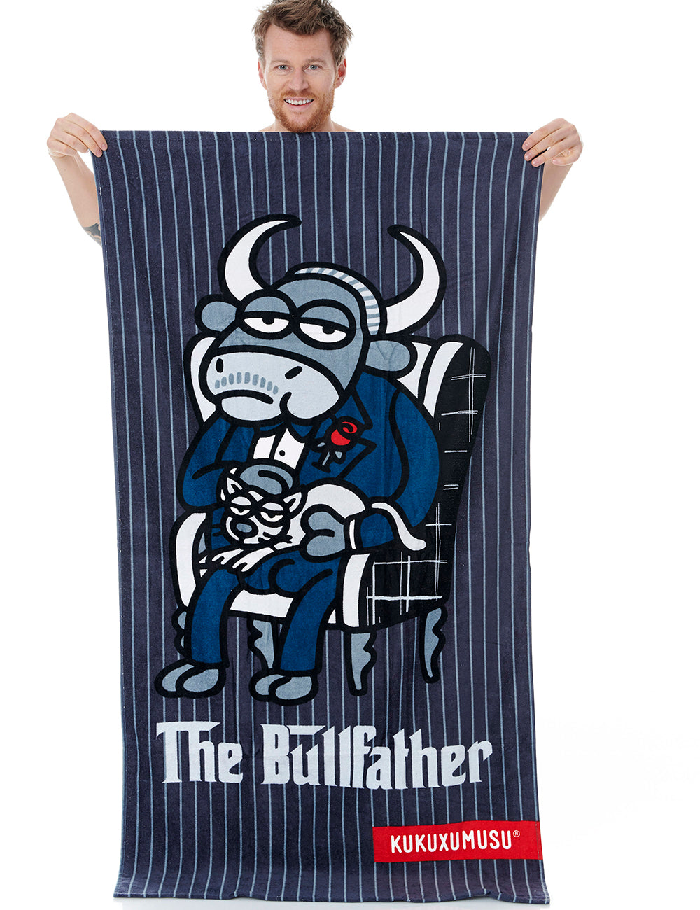 towel Kukuxumusu Bullfather