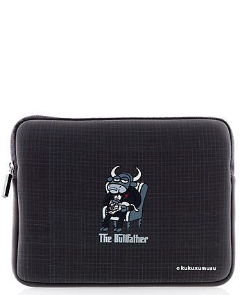 Bullfather Tablet Case 15""