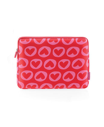 Heart Pin Tablet Case 10""