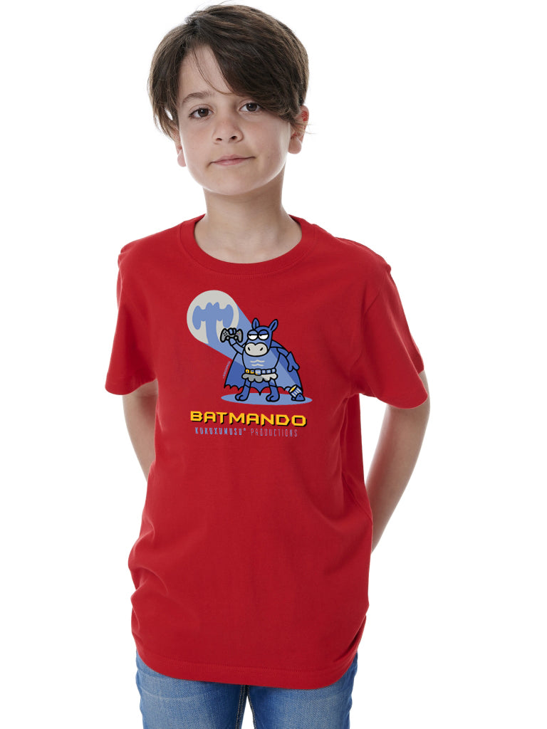 Batmando Boys T-Shirt