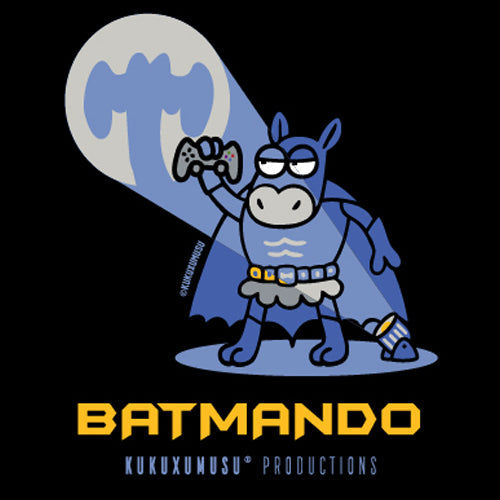 Batmando Mens T-Shirt