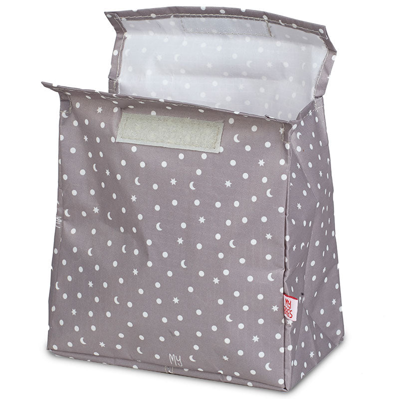 Lunch Bag My Sweet Dream's Grey