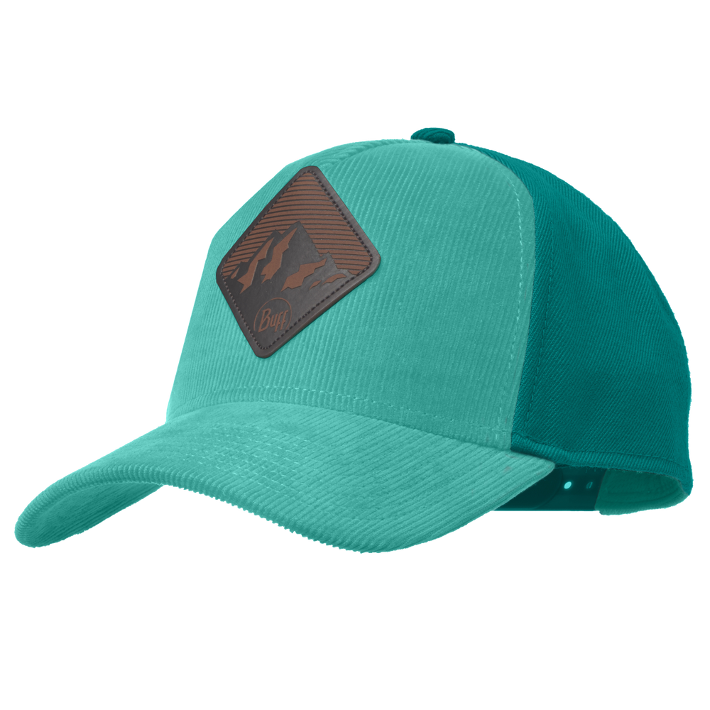 Snapback Cap Nyle Turquoise by Buff