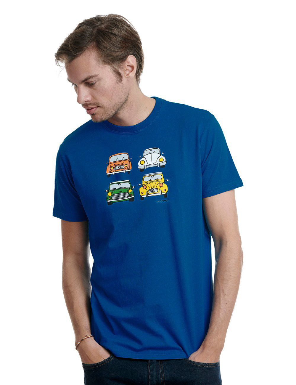 Cars Mens T-shirt