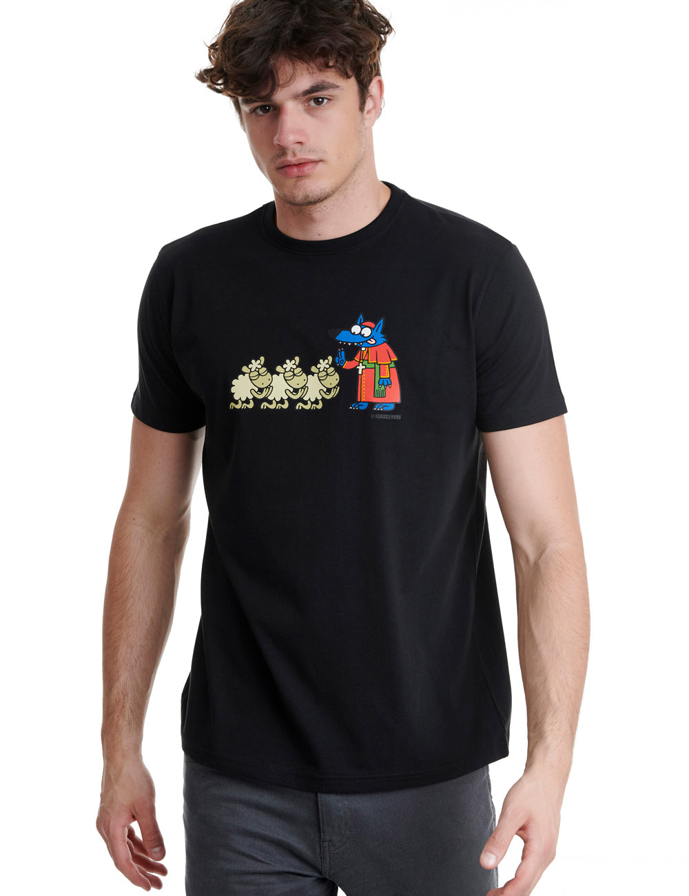 Errezu Mens T-shirt