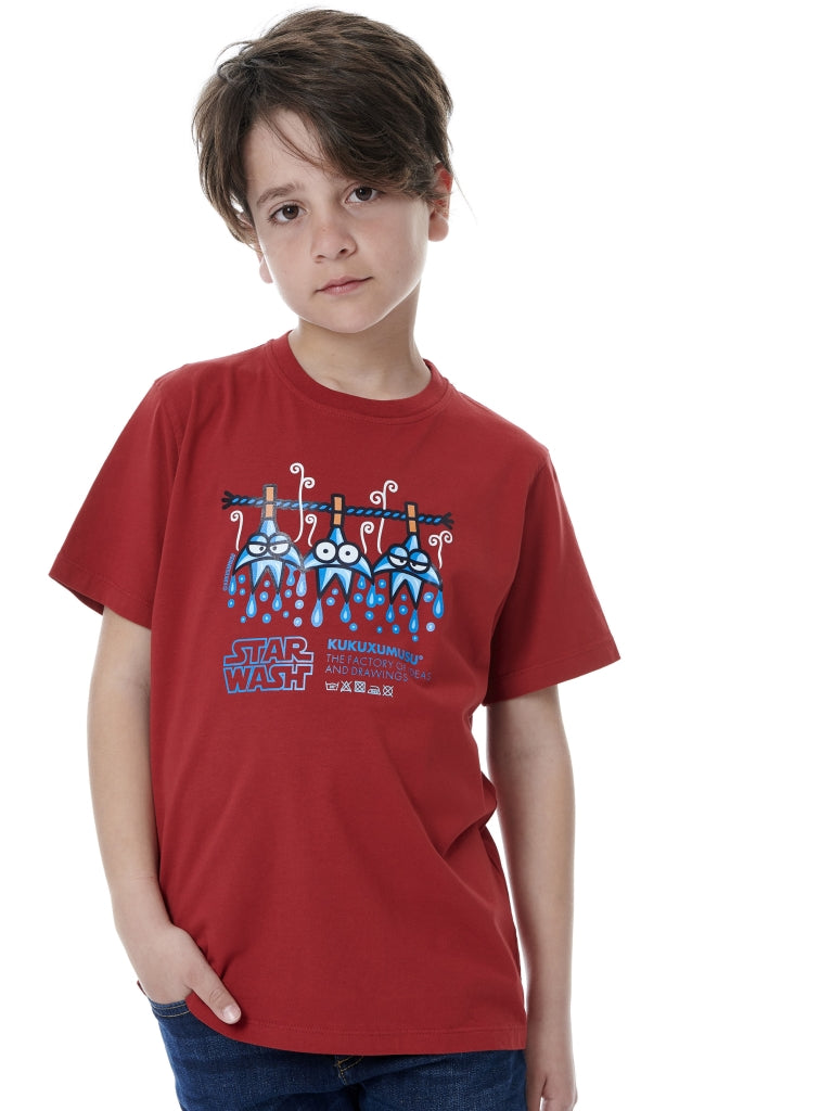 Star Wash Boys T-Shirt