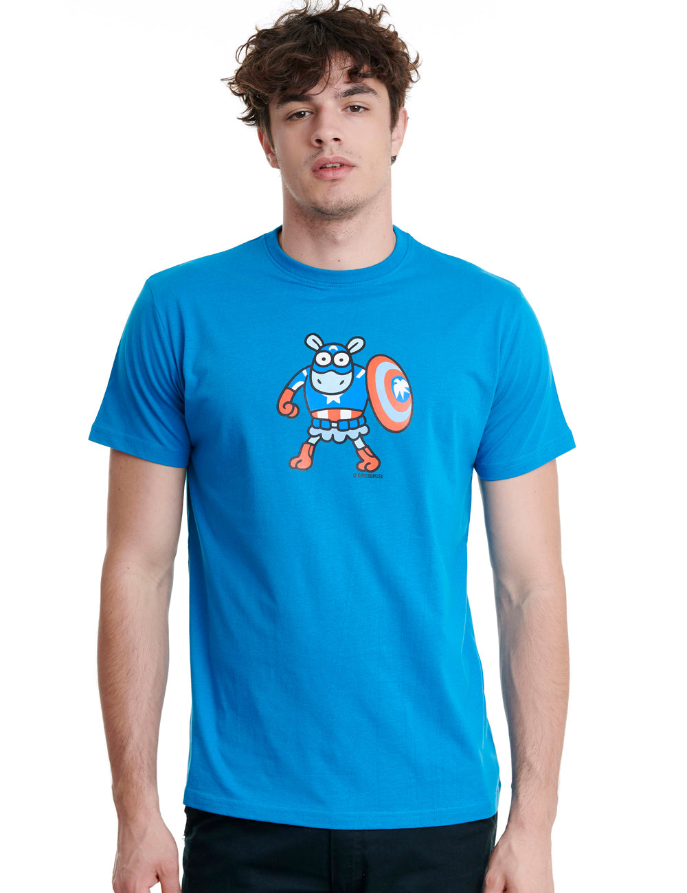 SuperSheep Sheepca Mens T-Shirt