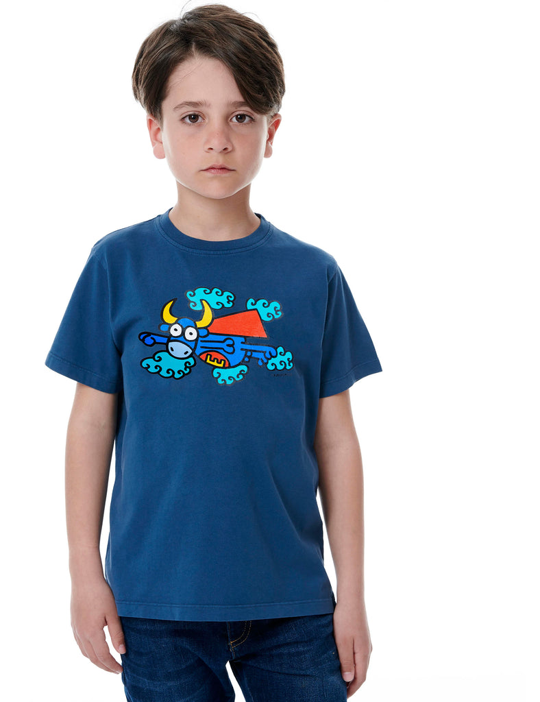 Superbull Boys T-shirt