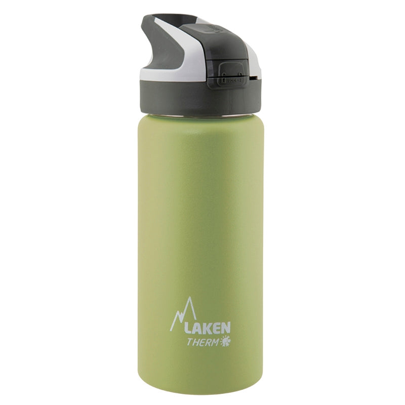 Θερμός Laken 500ml Kaki με Summit Cap