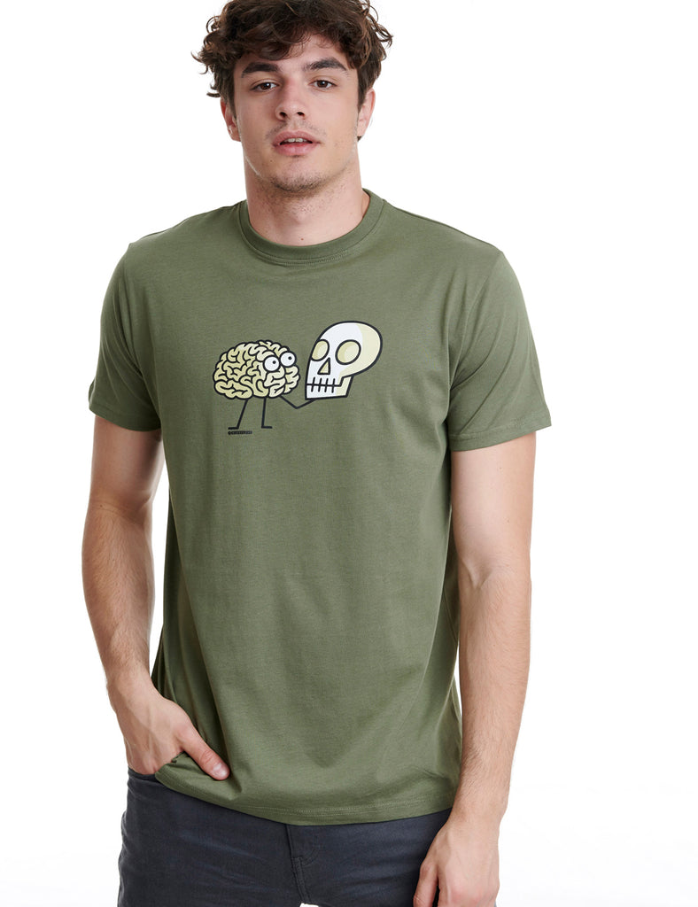 Think Mens T-shirt