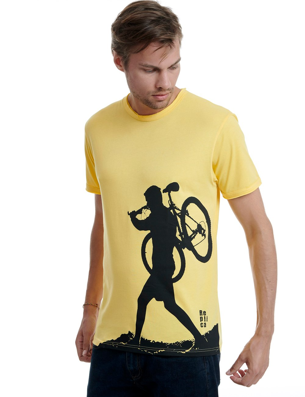 Bike walk Replica Greece yellow