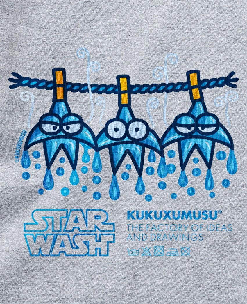Star Wash Mens T-shirt