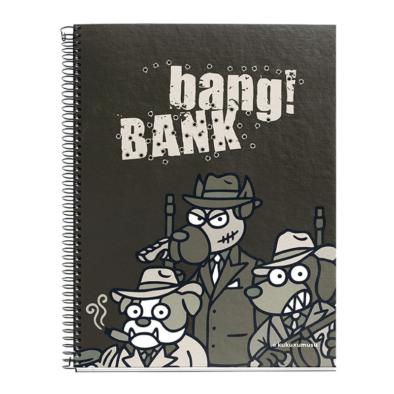 kukuxumusu-miquelrius-notebook-a4-bang-bank