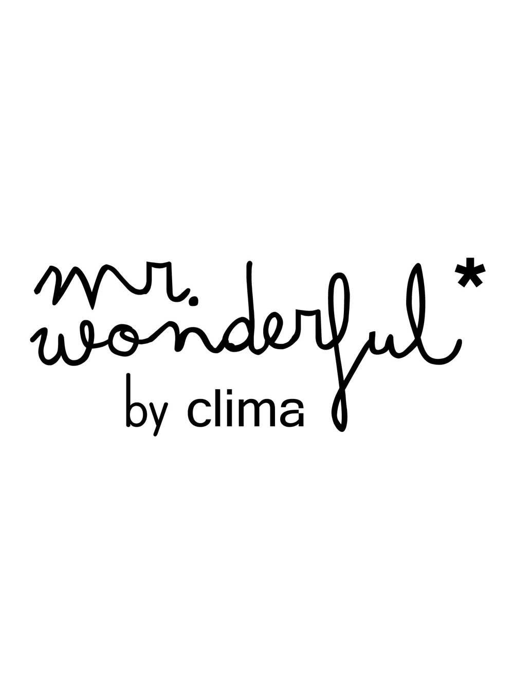 Ομπρέλα Mr.Wonderful I Like People