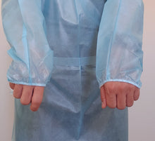 [PACK of 500] Isolation Gown AAMI Level 1, 43gsm