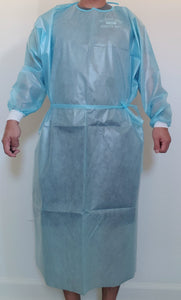 [PACK of 10,000] Isolation Gown AAMI Level 3, 50gsm