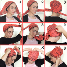 How To Tie Your HEADSCARF