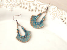 Design Dangle Earrings