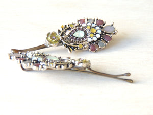 GORGEOUS Sparkle Royal Hair Clip