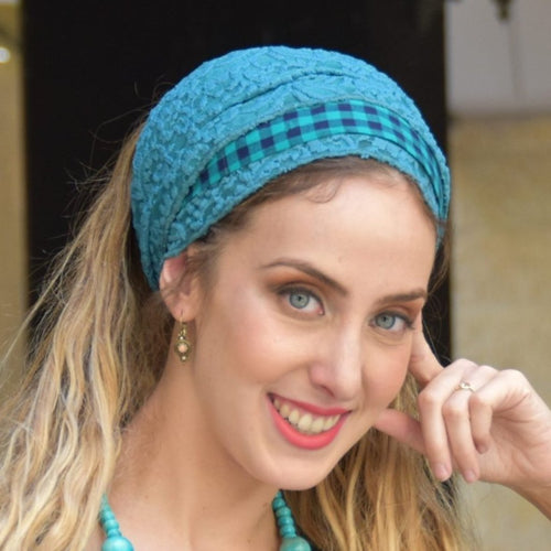 Lace Wrap Headband